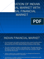 Integration of Indian Financial Market With Global Market