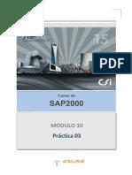 Sap2000.Ejercicio 10.03
