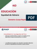 Educacion en La Diversidad y La Equidad de Genero Ccesa2