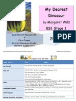 My Dearest Dinosaur ES1 S1