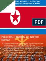 Government and Politics of the North Korea(2)