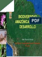 Biodiversidad Amazónica y Desarrollo - Taller Senamhi