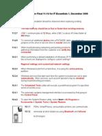 Final 11-16 Study Guide Key