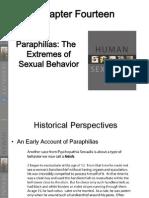 Chapter 14 Paraphilias