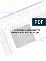 Planificacion Proyectos Microsoft Project