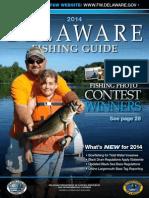 Delaware Fishing Guide 2014