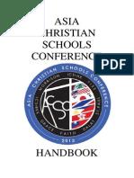 ACSC Handbook