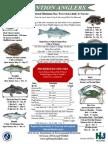 New Jersey Recreational Marine Fishing Regulations 2014
