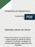 Terapêutica Em Mastectomia