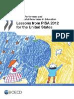 PISA2012 US Report eBook(Eng)