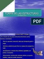 3 Forma de Las Estructuras Sesion 3