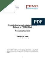 Manuals Romania