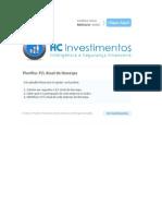 HC Investimentos - PL Atual Do Ibovespa