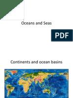 01 - Oceans and Seas