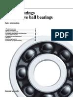 SKF Hybrid Bearings-Deep Groove