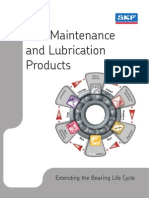 SKF Maintenance and Lubrication Products