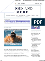 ADHD and More_ Olympic Gold Medalist Michael Phelps and ADHD