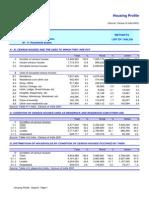 Gujarat Housing Profile 2001