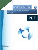 Word 2010 Avance