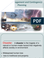 Lecturedisaster Management