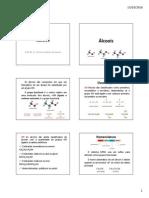 Química II - Alcoóis - 2010 - 2