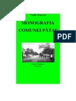 Monografia comunei Patas