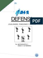 Manual Defensa