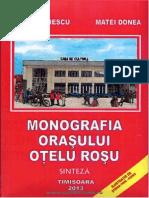 Monografia Orasului Otelu Rosu