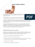 Como afecta el Acufeno Pulsatil Unilateral.pdf