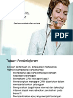 crm01-crm hello goodbye