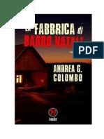 Andrea G Colombo - La Fabbrica Di Babbo Natale