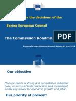 Calleja Plenary Roadmap for Action
