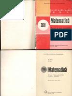 Mate XII 1988 Statistica