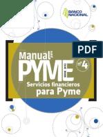 Manual Pyme Servicios Financieros ELFFIL20130731 0055