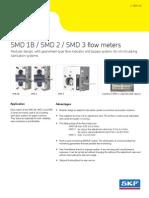 Flow Regulators SMD 1A SMD 2 SMD 3