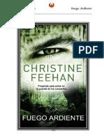 Feehan Christine - Leopardos 04 - Fuego Ardiente