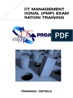 Project Management Professional Training