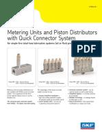 Metering Units and Piston Distributors