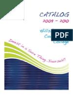Hcc Catalog 0910
