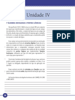 Organização de Computadores Unidade IV