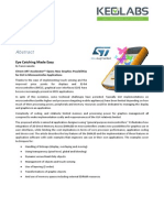 STM32F429-DMA2Dgraphics