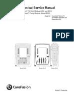 Alaris 8000 8015 and 8100 Service Manual Dec 2010