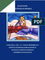 Coyuntura Economica El Salvador