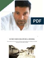 OLVIDO Y RESTAURACION DE TERUEL