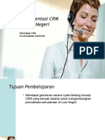 crm-implementasi crm di luar negeri