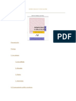 IFE Cuaderno No.16 - Democracia y Educación