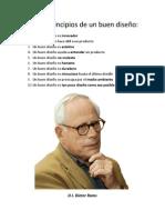 Los 10 Principios de Un Buen Diseño