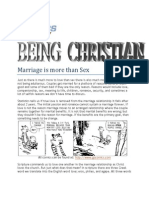 Christian Ethics in Sexual Relationships Lect. 14