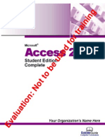 [Manuale] Microsoft Access 2003 Tutorial