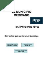 El Municipio en México